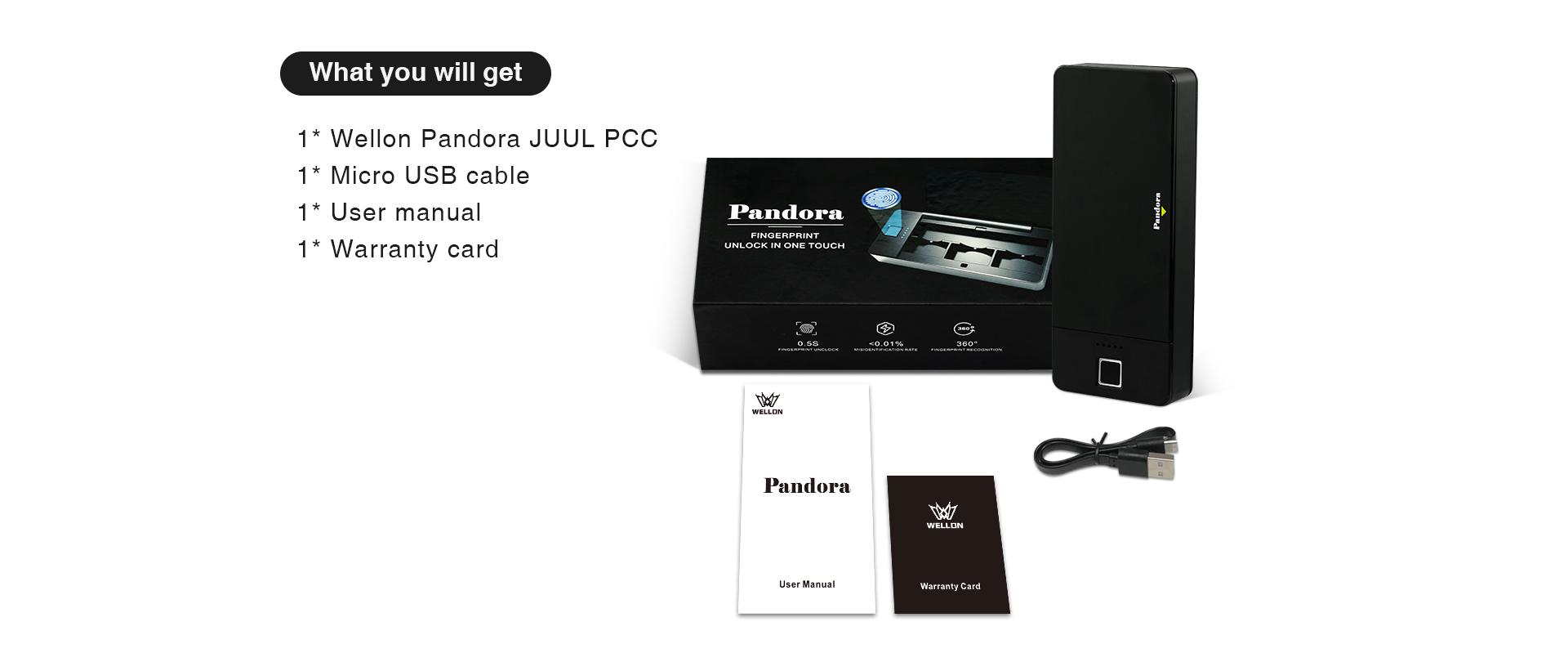 pandora-package