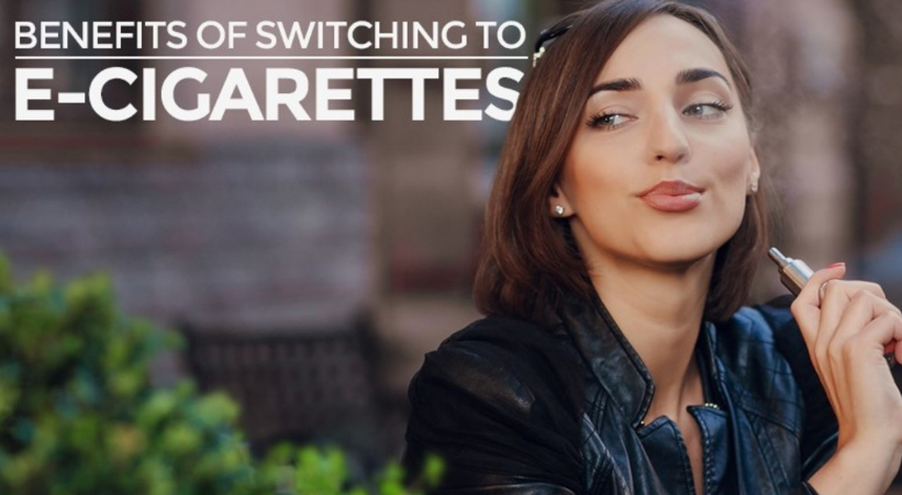 Top 8 Interesting Benefits When You Switch to Vaping