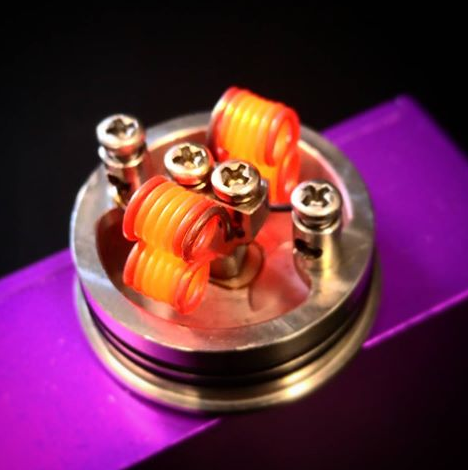 How to Oxidize the Vape Wire before vaping?