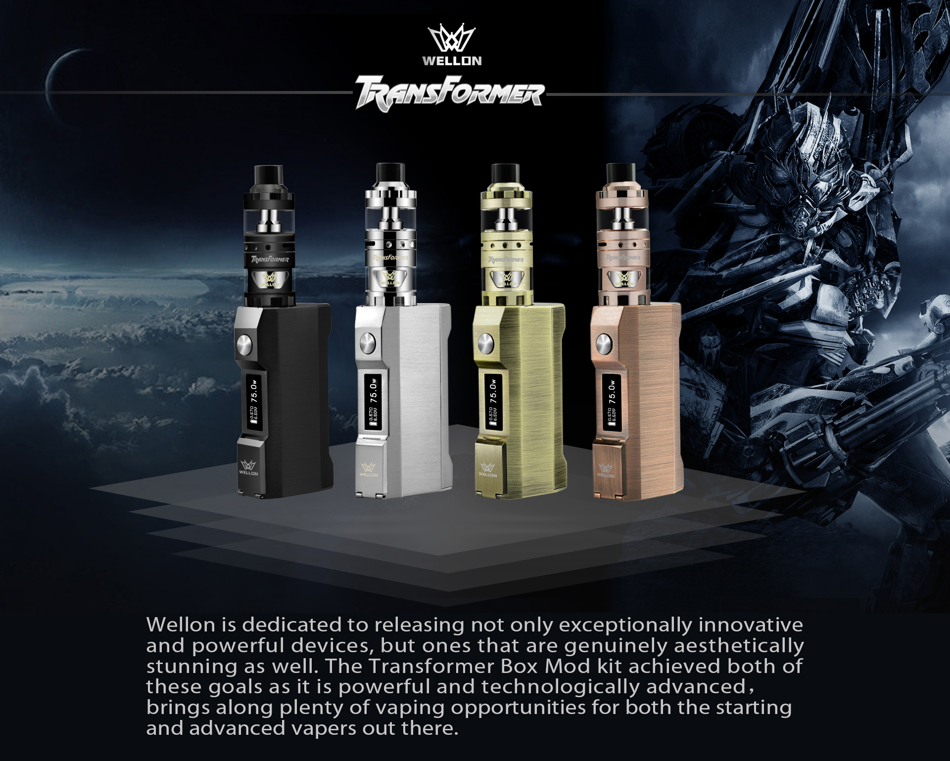 Top 5 Reasons Why Choose E-cigarette Wholesale Service from Wellon