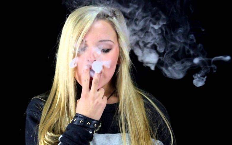 How to Blow Triple Vape Rings?