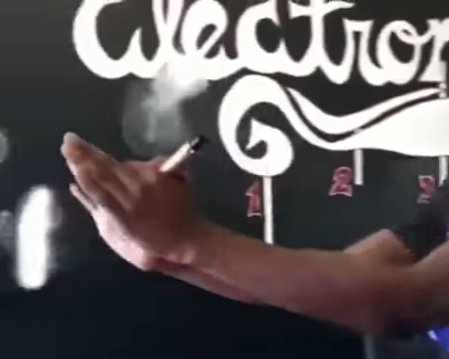 How to Vaping Air Bending Trick?