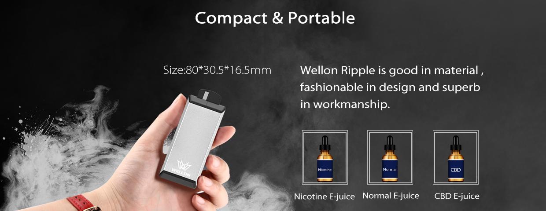 Wellon Pod vape gear Compact and Portable.jpg