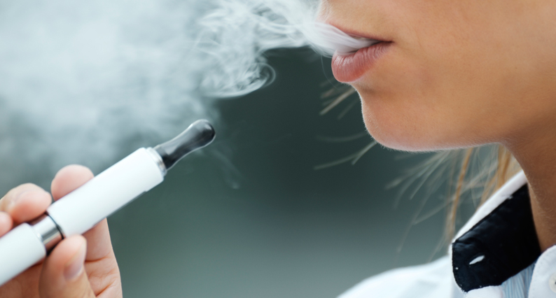 Wrong Inhalation Style Resulting Vape Leak