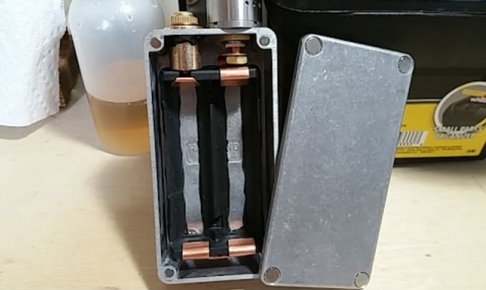 Top 3 Reasons Why Advanced Vapors Like Custom Mechanical Mod