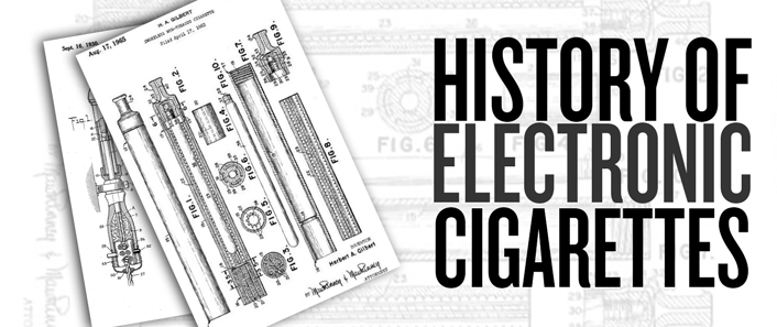 You should know the history of Electronic Cigarette