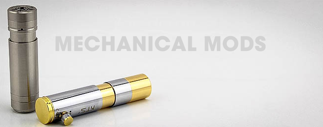 Do you know history of mechanical mod?