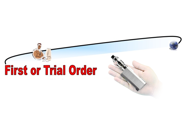 Place a Trial order from your e-cigarette wholesale supplier